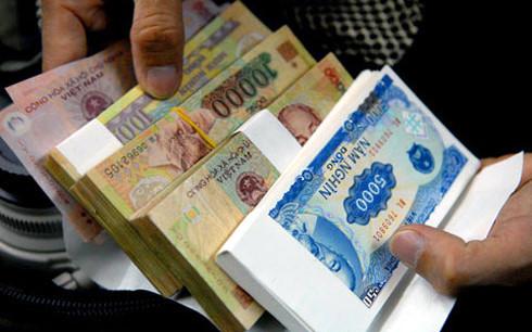 Phí đổi tiền mới, tiền lẻ tết 2016