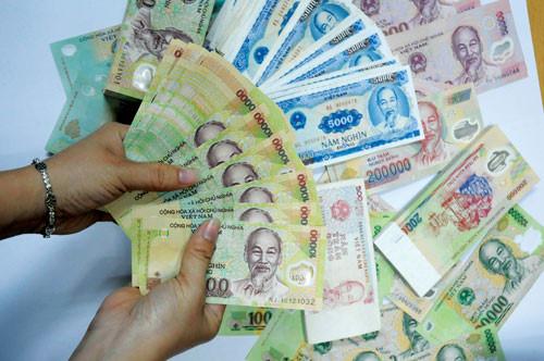 Phí dịch vụ đổi tiền mới Xuân Đinh Dậu – 2017